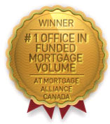 #1 Office In Funded Mortgage Volume